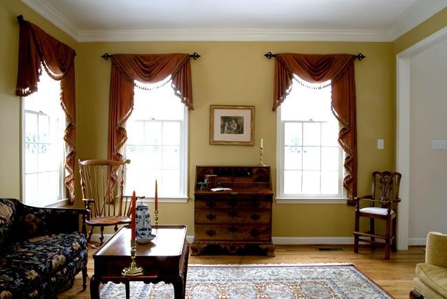 Window Treatments Elegant Interior Designs