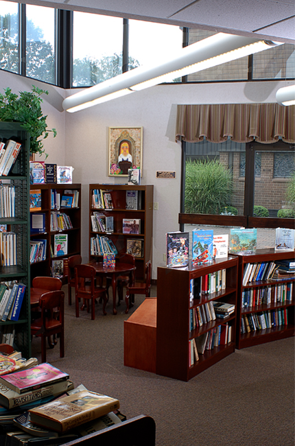 Library Window Treatments