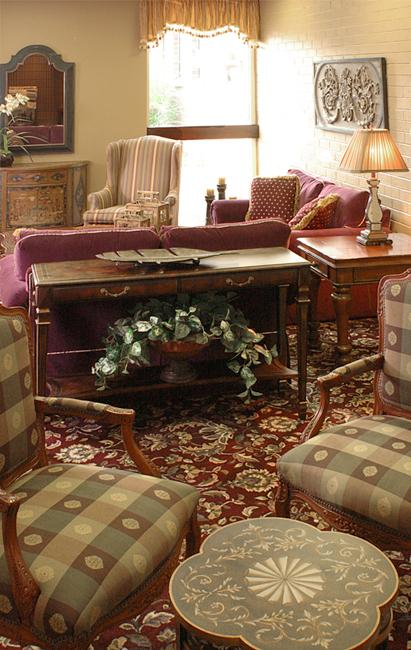 Lounge Sofa Table
