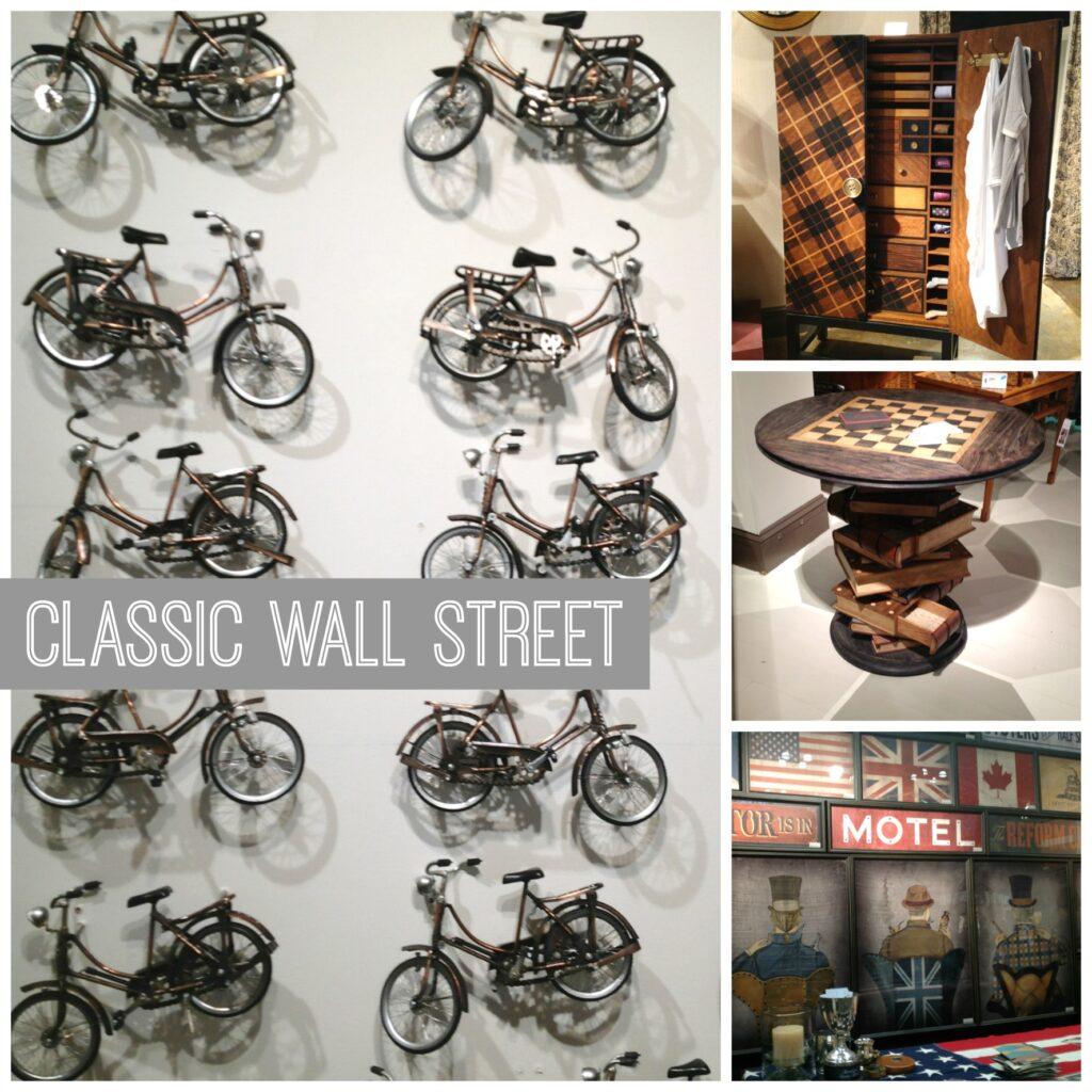 Classic Wall Street
