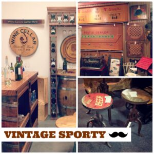 Vintage Sporty