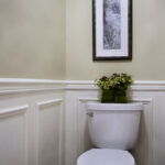 Private Commode Bathroom
