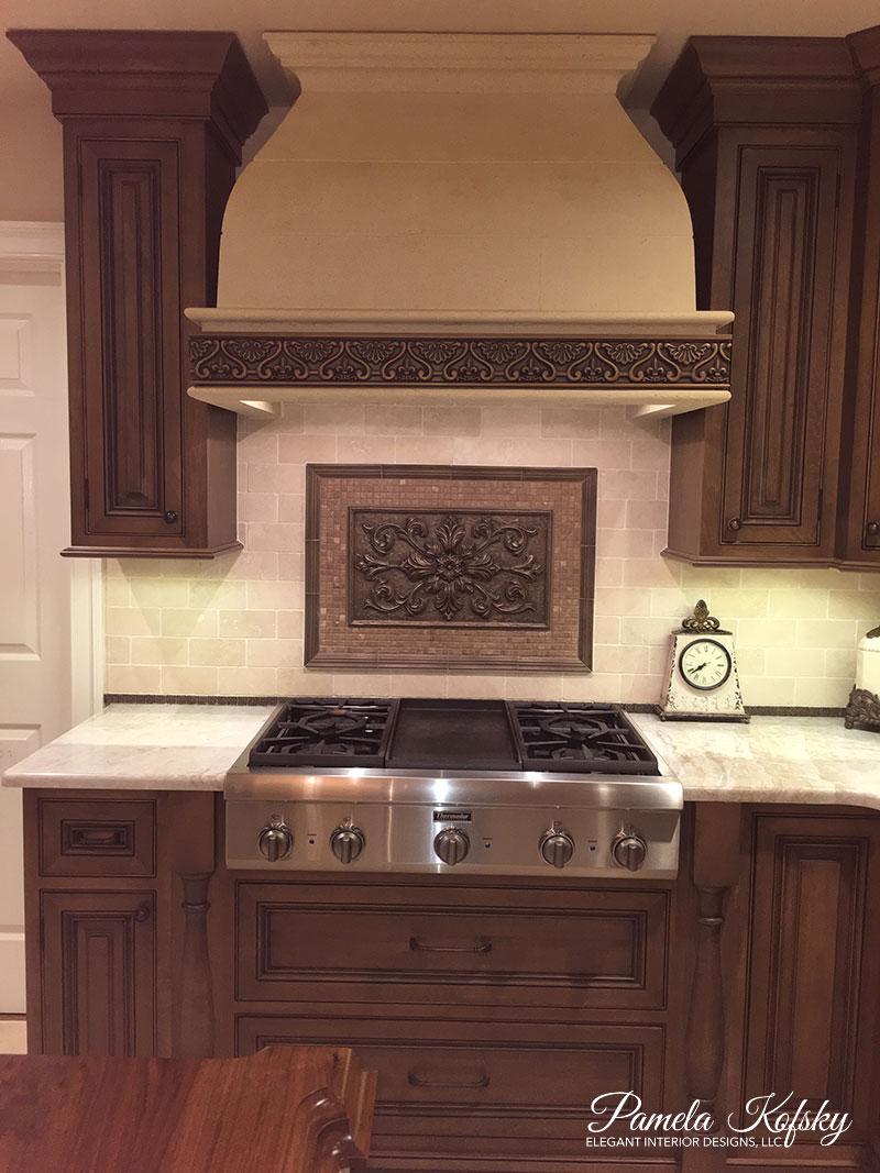 Elegant interior designs wins kitchen design build award for Exquisite interior designs
